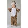 Tiger Striped Plush 1-2